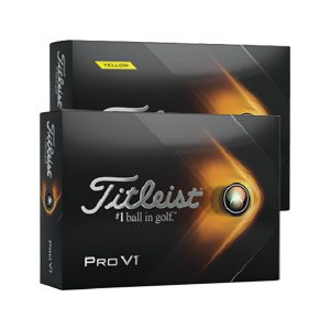 New Titleist Pro V1 Golf Balls